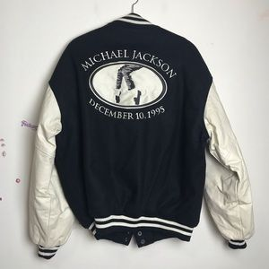 HBO one night only Michael Jackson jacket 1995 XL